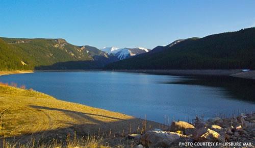 East Fork Reservoir