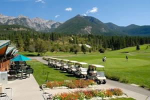 Fairmont Hot Springs Golf Course