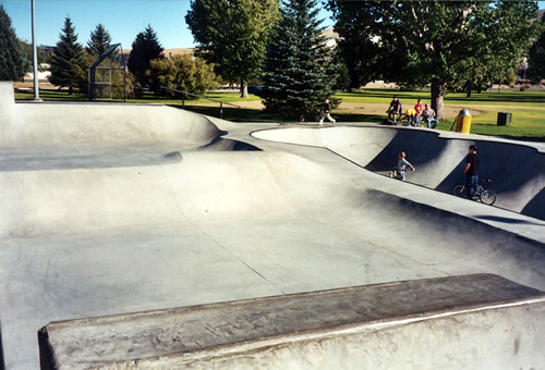 Smelter City Skate Park