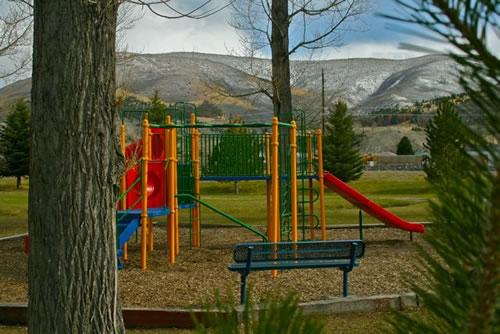 Washoe Park Slide