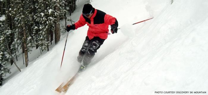 Discovery Ski Mountain