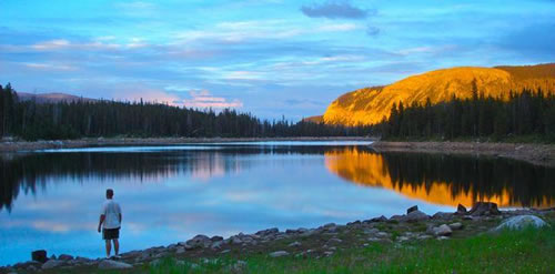Fishing « Georgetown Lake Montana