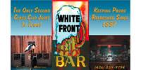 White Front Bar