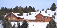 Georgetown Lake Amish-built Log Cabin Rental
